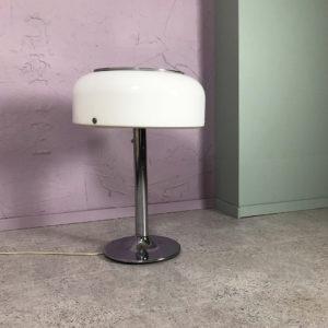 lampa knubbling vit