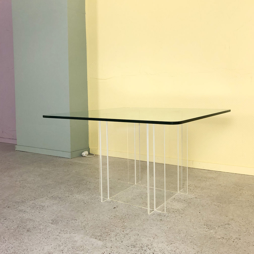 glasbord plexiben